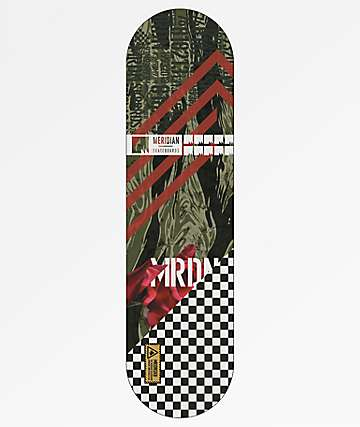 "Meridian Rose Bomber tabla de skate de 8.5"""