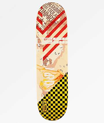 "Meridian Skateboards Bomber Series Legs 8.25"" tabla de skate"