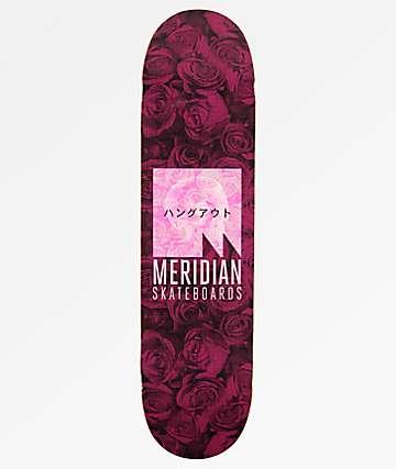 """Meridian We Hang Out 8.0"""" tabla de skate"""