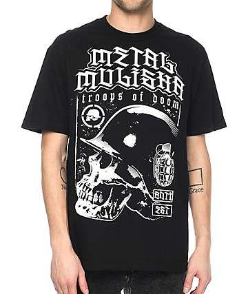 Metal Mulisha Doom Black T-Shirt