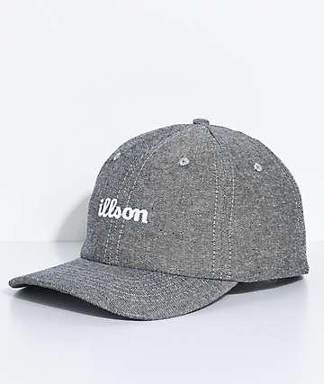 Milkcrate Illson Denim Strapback Hat