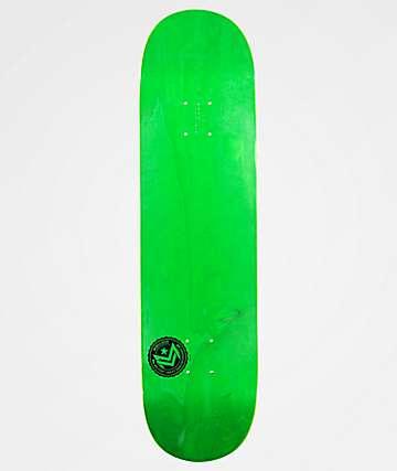 "Mini Logo Chevron Green 8.0"" Skateboard Deck"