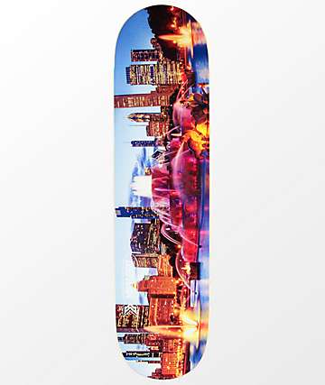 "Mini Logo Chicago 8.0"" Skateboard Deck"