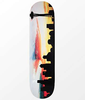 "Mini Logo Seattle 8.0"" Skateboard Deck"