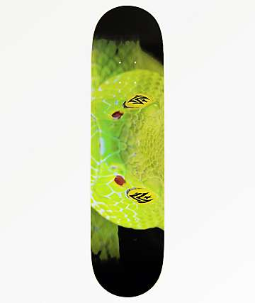 "Mini Logo Snake Eyes 8.0"" Skateboard Deck"