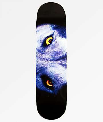 "Mini Logo Wolf Eyes 8.5"" Skateboard Deck"