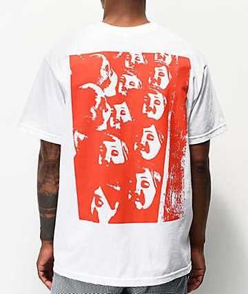 Misery Worldwide Look The Same White T-Shirt