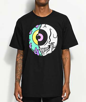 Mishka Cyco Keep Watch Black T-Shirt