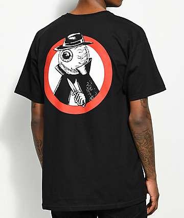 Mishka Neighbor Watch Black T-Shirt