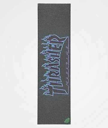 Mob Grip x Thrasher Flames lija