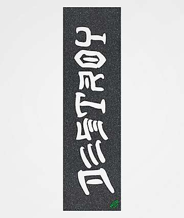 Mob x Thrasher Big Destroy Black Grip Tape