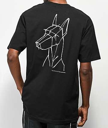 Moodswings Beware Black T-Shirt