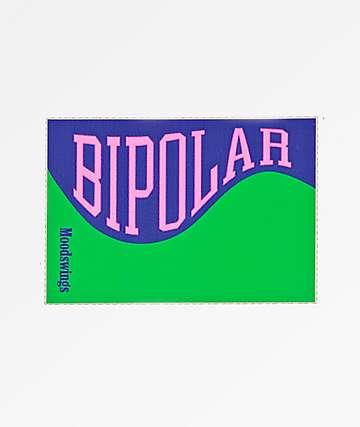 Moodswings Bipolar pegatina