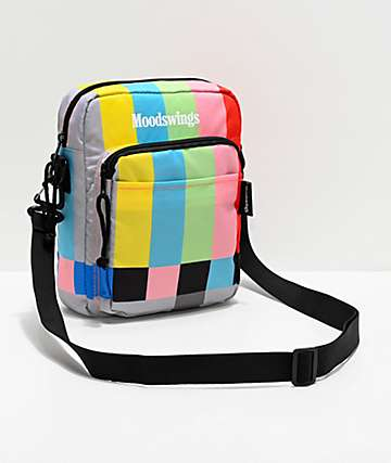 Moodswings Broadcast Multicolored Shoulder Bag