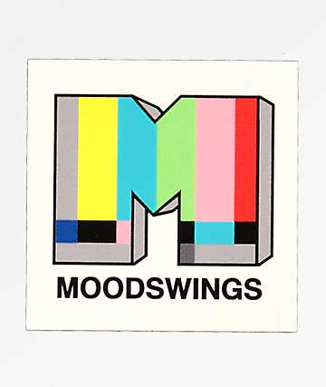 Moodswings Broadcast Sticker