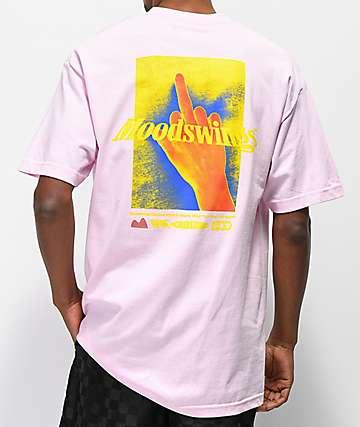 Moodswings FWYH EP Pink T-Shirt