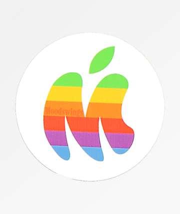 Moodswings Floppy Sticker
