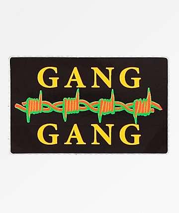 Moodswings Gang Sticker