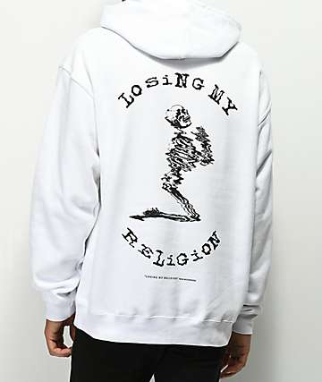 Moodswings Losing My Religion White Hoodie