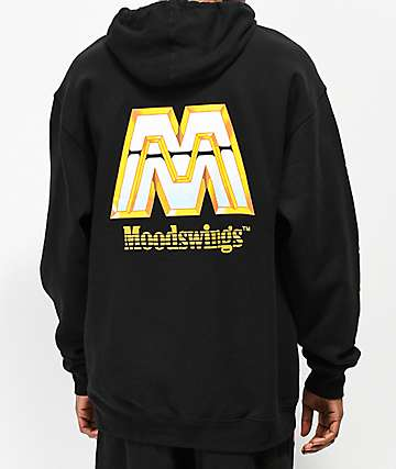 Moodswings Main Event Black Hoodie
