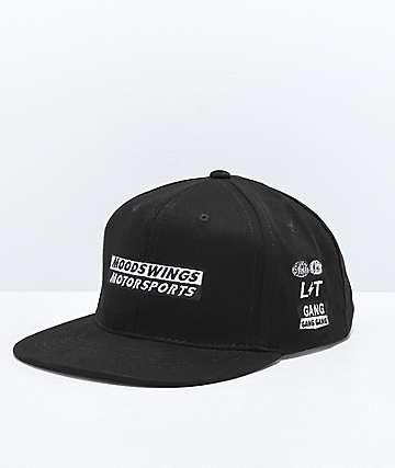 Moodswings Motorsports gorra negra