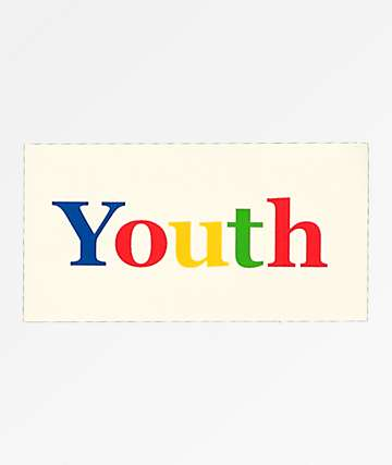 Moodswings Youth pegatina