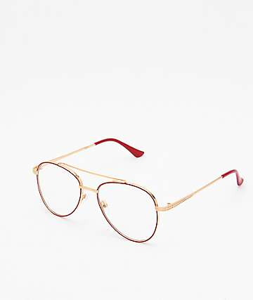Moya Clear Sunglasses