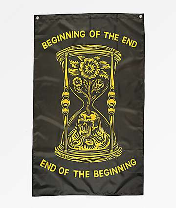 N°Hours The End bandera