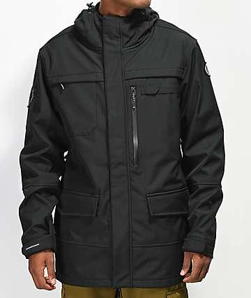 Neff 10K chaqueta militar negra