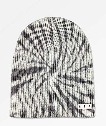 Neff Basic Daily Wash Grey & Black Beanie