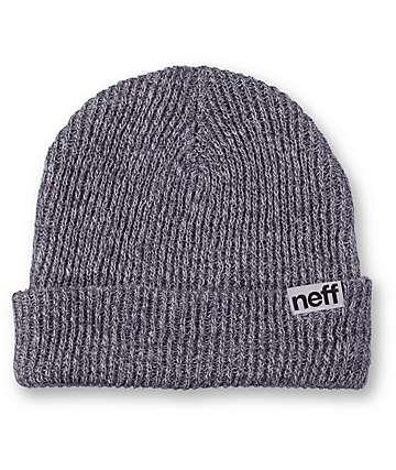 Neff Cuff Grey Beanie