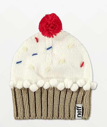 Neff Cupcake Vanilla Beanie