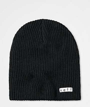 Neff Daily Black Beanie e652c1fb2