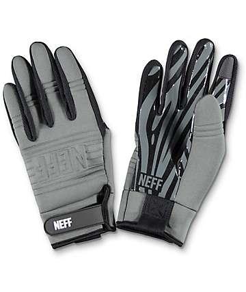 Neff Daily Pipe guantes de snowboard en gris