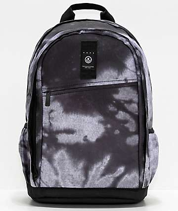Neff Daily XL Black Bleach Backpack