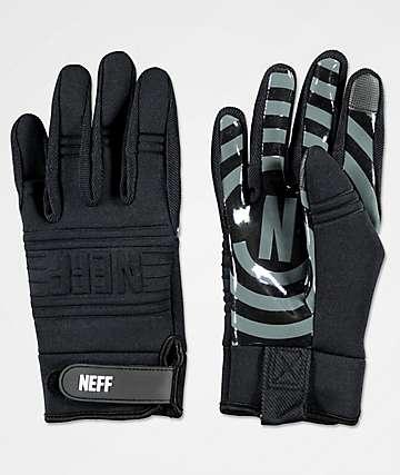 Neff Daily guantes de snowboard negros