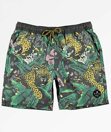 "Neff Danger Paradise 18"" Board Shorts"
