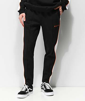 Neff Lazy Boi pantalones deportivos negros