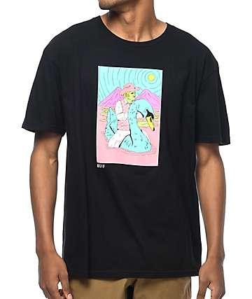 Neff Lets Get Weird camiseta negra