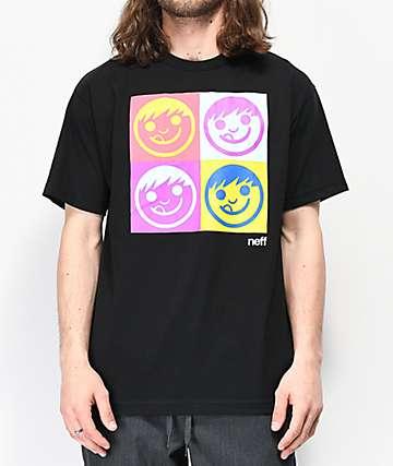 Neff Neffhol Black T-Shirt