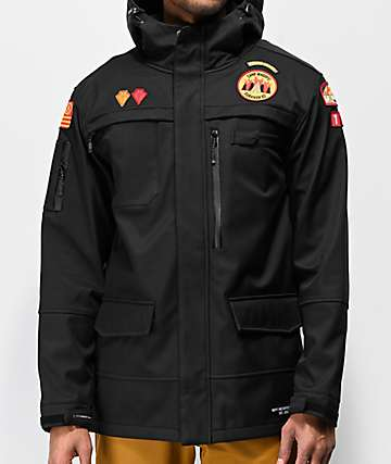 Neff On My Honor 10K Softshell Jacket