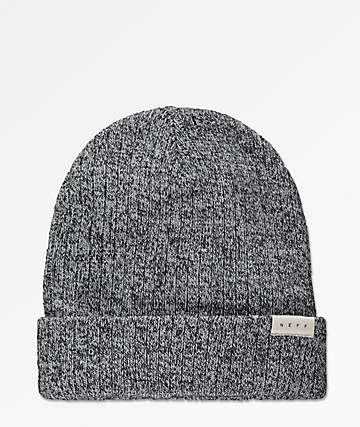 1e5374f2b71 Neff Ride Grey Beanie