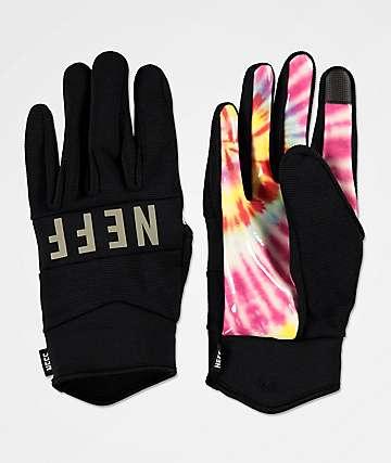 Neff Ripper Tripper Dye Pipe Snowboard Gloves