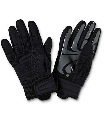 Neff Rover Pipe guantes de snowboard en negro