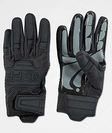Neff Rover guantes de snowboard negros