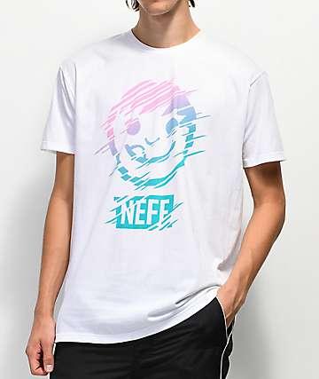 Neff Setback White T-Shirt