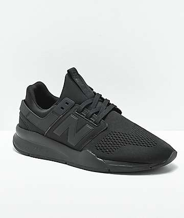 New Balance Lifestyle 247v2 Black Shoes