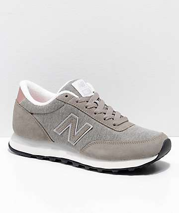 New Balance Lifestyle 501 Military Urban Grey Shoes