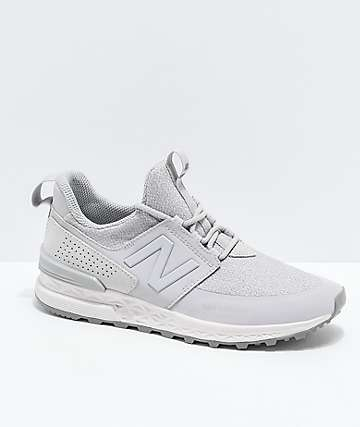 New Balance Lifestyle 574 Sport Decon Rain Cloud zapatos