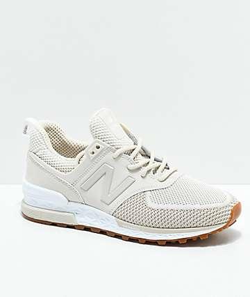 New Balance Lifestyle 574 Sport Moonbeam zapatos
